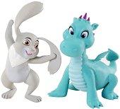 Приятелите на принцеса София Първа - Две фигурки за игра - играчка