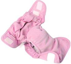 Синя пелена за многократна употреба - All in One - Комплект с попиваща подложка -