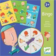 Бинго - Сезони - Детска образователна игра -