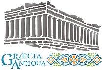 Шаблон - Древна гърция - Размери 29.7 x 21 cm