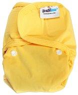 Жълти непромокаеми гащички - За пелени за многократна употреба -