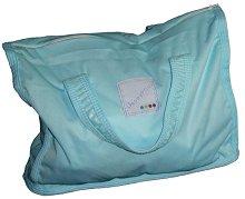 Синя чанта за употребявани пелени - Happy Poo -