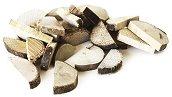 Натурални полукръгли дървени шайби