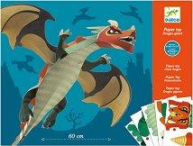 Направи сам - Гигантски дракон - Творчески комплект -