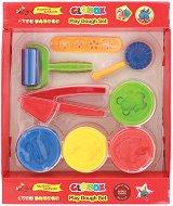 Пластилин с инструменти - Комплект от 8 части