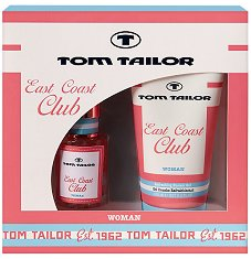 Tom Tailor East Coast Club Woman - Комплект от дамски парфюм и душ гел -