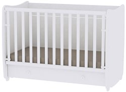 Трансформиращо се детско легло - Dream - Цвят бял - продукт