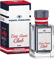 Tom Tailor East Coast Club Man EDT - парфюм