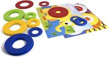 Открий правилните кръгове - Детска образователна игра - играчка