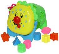 Кофичка - Мече - Комплект с фигурки за сортиране - играчка