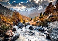 "Планински поток - Колекция ""Александър Фон Хумболт"" (Alexander von Humboldt) -"