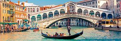 """Мостът Риалто - панорама - Колекция """"Sights"""" -"""