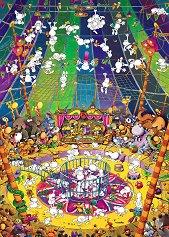 Луд цирк - Гилермо Мордильо (Guillermo Mordillo) - пъзел