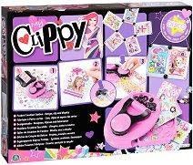 """Декорирай сама - Джобчета - Творчески комплект от серията """"My Clippy"""" -"""