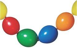 Парти балони - Гирлянда - Комплект от 12 броя -