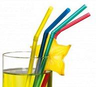 Сламки за напитки - детски аксесоар