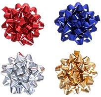 Декоративни панделки за подаръци - Опаковка от 4 броя