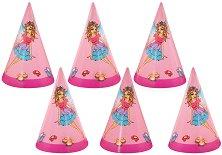 Картонени шапки - Фея - Парти аксесоари -