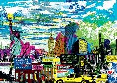 Обичам Ню Йорк! - Кити Маккол (Kitty McCall) - пъзел
