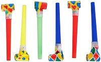 Парти свирки - Комплект от 6 броя - играчка