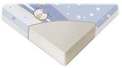 Сгъваем матрак за бебешко креватче - Classic - Размер 60 x 120 cm -