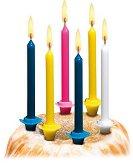Магически свещи с държачи - Парти аксесоар - топка