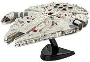 """Космически кораб - Millennium Falcon - Сглобяем модел от серията """"Revell: Star Wars"""" -"""