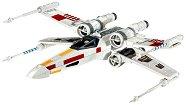 """Космически изтребител - X-Wing Fighter - Сглобяем модел от серията """"Revell: Star Wars"""" - макет"""