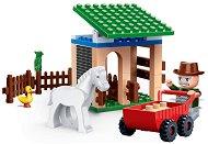 """Фермер - Детски конструктор от серията """"Eco Farm"""" -"""