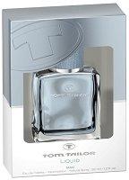 """Tom Tailor Liquid Man EDT - Парфюм за мъже от серията """"Liquid"""" - парфюм"""
