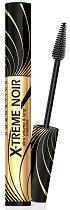 Eveline X-Treme Noir Ultra Volume & Long Mascara - Спирала за дълги и обемни мигли с наситено черен цвят - продукт