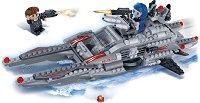 """Бойна лодка - Детски конструктор от серията """"Mission Eagle"""" -"""