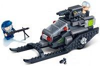 """Бойна шейна - Детски конструктор от серията """"Mission Eagle"""" - играчка"""