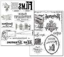 Трансферна хартия - Фотография и филми - Опаковка от 2 листа с формат А4