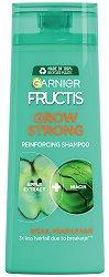 Garnier Fructis Grow Strong Shampoo - шампоан