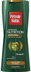 Petrole Hahn Nutrition Soupless Shampoo - Подхранващ шампоан за суха и къдрава коса за мъже -