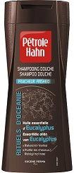 Petrole Hahn Rituels d'Oceanie Frecheure Shampooing Douche - Освежаващ душ гел и шампоан 2 в 1 с масло от евкалипт за мъже - сапун