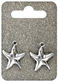 Метални висулки - Морски звезди