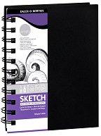 Скицник за рисуване - Simply Sketch - Плътност на хартията 100 g/m : 2 :