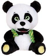 Панда с елече - Плюшена играчка - играчка