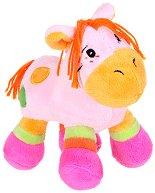 Конче - Бебешка плюшена играчка със звук -