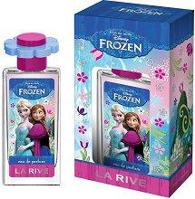 """La Rive Disney Frozen EDP - Детски парфюм от серията """"Замръзналото кралство"""" - шампоан"""