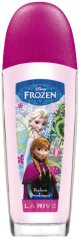 """La Rive Disney Frozen Parfum Deodorant - Детски парфюм-дезодорант от серията """"Замръзналото кралство"""" - шампоан"""