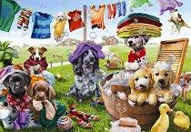 Игриви кученца - Ейдриан Честърман (Adrian Chesterman) - пъзел