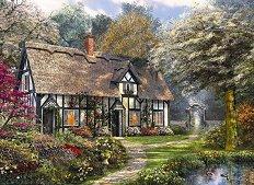 Викторианска градина - пъзел