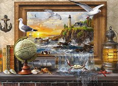 Морски живот - Доминик Дейвисън (Dominic Davison) - пъзел