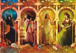 Радост, вяра, надежда и любов -