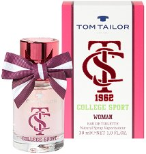 "Tom Tailor Collage Sport Woman EDT - Дамски парфюм от серията ""College Sport"" -"
