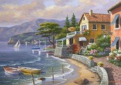 Райски бряг - Сонг Ким (Sung Kim) - пъзел