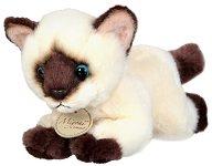 """Бебе сиамско коте - Плюшена играчка от серията """"Miyoni"""" - играчка"""